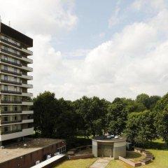 Отель Amsterdam Tropen Hotel Нидерланды, Амстердам - 9 отзывов об отеле, цены и фото номеров - забронировать отель Amsterdam Tropen Hotel онлайн балкон