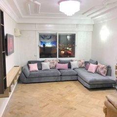 Апартаменты Furnished Apartment Casablanca комната для гостей фото 4
