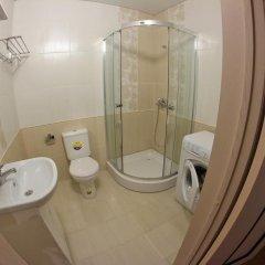 Гостиница Caucasus в Красной Поляне отзывы, цены и фото номеров - забронировать гостиницу Caucasus онлайн Красная Поляна ванная фото 3