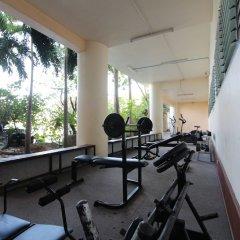 Отель Garden Sea View Resort спортивное сооружение