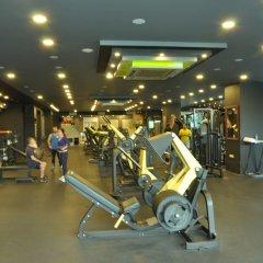 Emexotel Турция, Стамбул - 1 отзыв об отеле, цены и фото номеров - забронировать отель Emexotel онлайн фитнесс-зал фото 2