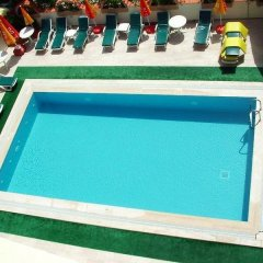 Melodi Hotel Турция, Мармарис - 3 отзыва об отеле, цены и фото номеров - забронировать отель Melodi Hotel онлайн бассейн фото 3
