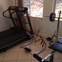 Cecomtur Executive Hotel фитнесс-зал