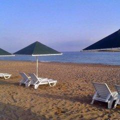 Отель Nostalgia World Pension пляж фото 2