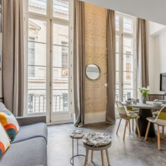 Отель Edgar Suites Paris Richelieu 2 комната для гостей фото 3