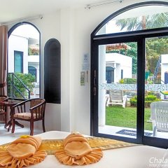 Отель Chalaroste Lanta The Private Resort Ланта в номере