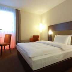 Отель Intercityhotel Berlin-Brandenburg Airport комната для гостей фото 4