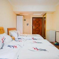 Отель Holiday Apartment Hotel Китай, Шэньчжэнь - отзывы, цены и фото номеров - забронировать отель Holiday Apartment Hotel онлайн комната для гостей фото 4
