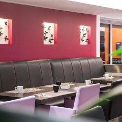 Отель Novotel Luxembourg Kirchberg гостиничный бар