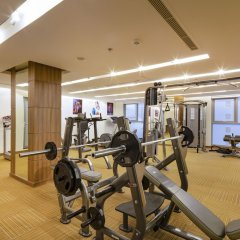 Libra Nha Trang Hotel фитнесс-зал фото 4