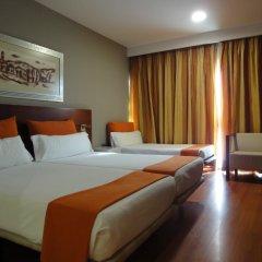 Отель Eurohotel Barcelona Gran Via Fira комната для гостей