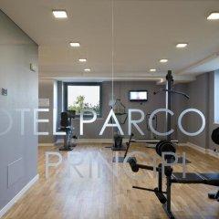 Parco Dei Principi Hotel Congress & SPA Бари фитнесс-зал