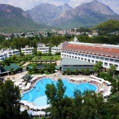 Sherwood Greenwood Resort – All Inclusive Турция, Кемер - 4 отзыва об отеле, цены и фото номеров - забронировать отель Sherwood Greenwood Resort – All Inclusive онлайн бассейн