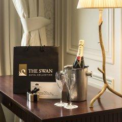 Hotel Dukes' Palace Bruges удобства в номере