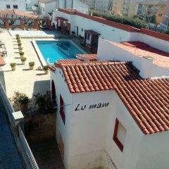 Отель Hostal Lleida бассейн фото 8