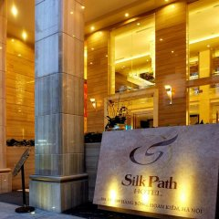 Silk Path Hotel Hanoi сауна