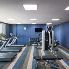 Отель Aloft Riyadh фитнесс-зал