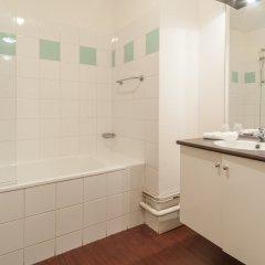 Отель City Residence Ivry Франция, Иври-сюр-Сен - отзывы, цены и фото номеров - забронировать отель City Residence Ivry онлайн ванная фото 2