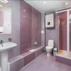 Гостиница Самара Люкс в Самаре 9 отзывов об отеле, цены и фото номеров - забронировать гостиницу Самара Люкс онлайн ванная