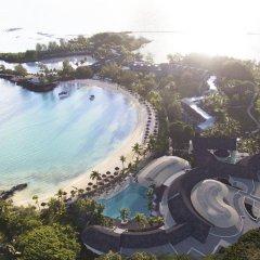 Отель LUX* Grand Gaube пляж фото 2