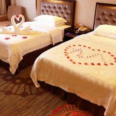 Отель Xiamen Wanjia Yunding Hotel Китай, Сямынь - отзывы, цены и фото номеров - забронировать отель Xiamen Wanjia Yunding Hotel онлайн комната для гостей фото 4