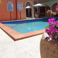 Отель Cactus Inn Los Cabos Мексика, Эль-Бедито - отзывы, цены и фото номеров - забронировать отель Cactus Inn Los Cabos онлайн бассейн фото 2