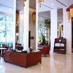 Отель Centre Point Sukhumvit Thong-Lo интерьер отеля