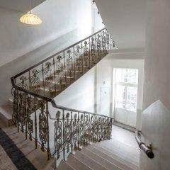 Отель Letna Garden Suites Чехия, Прага - отзывы, цены и фото номеров - забронировать отель Letna Garden Suites онлайн интерьер отеля фото 2
