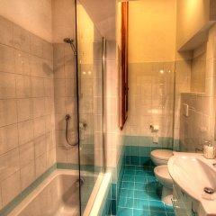 Отель Belle Arti 3 Италия, Флоренция - отзывы, цены и фото номеров - забронировать отель Belle Arti 3 онлайн ванная фото 2