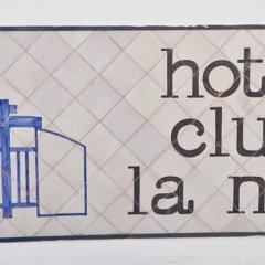 Отель Club La Noria сауна