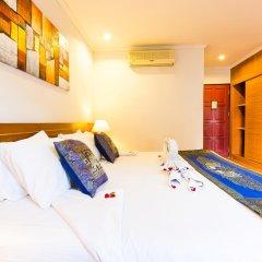 Inn Patong Hotel Phuket 3* Стандартный номер с различными типами кроватей фото 2