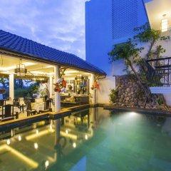 Отель Riverside Impression Homestay Villa с домашними животными