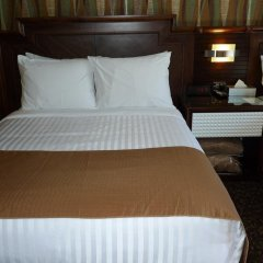 Отель The Deluxe Hotel Vancouver Канада, Ванкувер - отзывы, цены и фото номеров - забронировать отель The Deluxe Hotel Vancouver онлайн комната для гостей фото 4