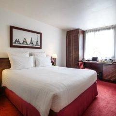 Отель Hôtel Concorde Montparnasse комната для гостей фото 5