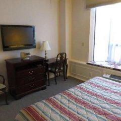 Отель Hilgard House Westwood Village удобства в номере
