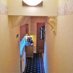 Отель Rezidence Zámeček Чехия, Франтишкови-Лазне - отзывы, цены и фото номеров - забронировать отель Rezidence Zámeček онлайн интерьер отеля фото 3