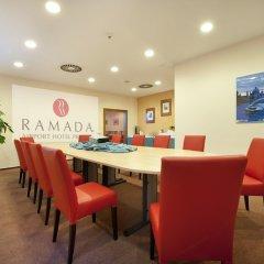 Отель Ramada Airport Hotel Prague Чехия, Прага - 2 отзыва об отеле, цены и фото номеров - забронировать отель Ramada Airport Hotel Prague онлайн фото 24