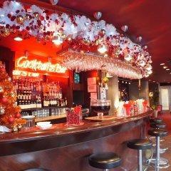 Forest Hill La Villette Hotel гостиничный бар