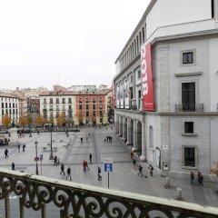 Отель Escala Ópera - Adults Only Испания, Мадрид - отзывы, цены и фото номеров - забронировать отель Escala Ópera - Adults Only онлайн балкон