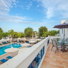 Отель Flouressia Gardens Протарас балкон