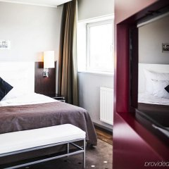 Hotel Scandic Sluseholmen Копенгаген комната для гостей