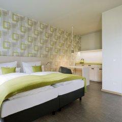 Отель & Restaurant MICHAELIS Германия, Лейпциг - отзывы, цены и фото номеров - забронировать отель & Restaurant MICHAELIS онлайн комната для гостей фото 2