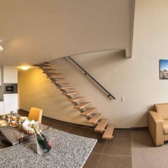 Отель Arass Business Flats комната для гостей