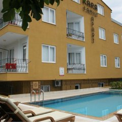 Отель Kara Family Apart Кемер бассейн фото 2