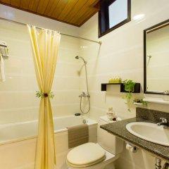 Отель Phu Thinh Boutique Resort & Spa ванная фото 2