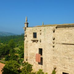 Отель Pousada Mosteiro de Amares фото 9