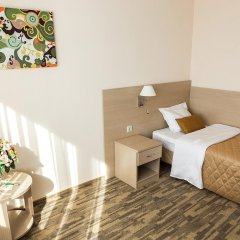 Гостиница Малахит комната для гостей фото 2