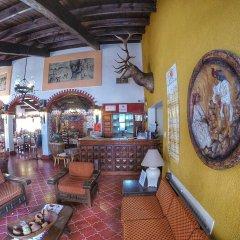 Отель Parador St Cruz Креэль развлечения