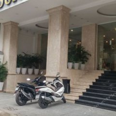 Sun City Hotel Нячанг парковка