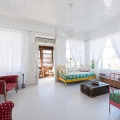 Отель Sudan Palas - Guest House Чешме комната для гостей